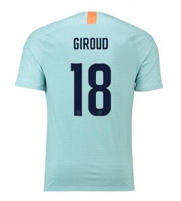 a04881f41 Chelsea Olivier Giroud 18 Tredjedrakt 18-19