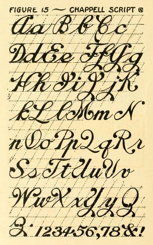 #alphabet | Hand lettering