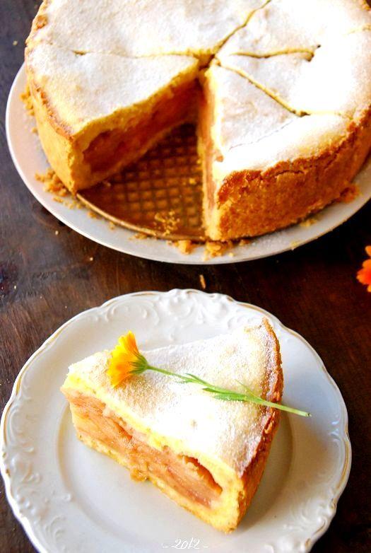 szarlotka z papierówkami polish apple pie polish recipes polish food ...