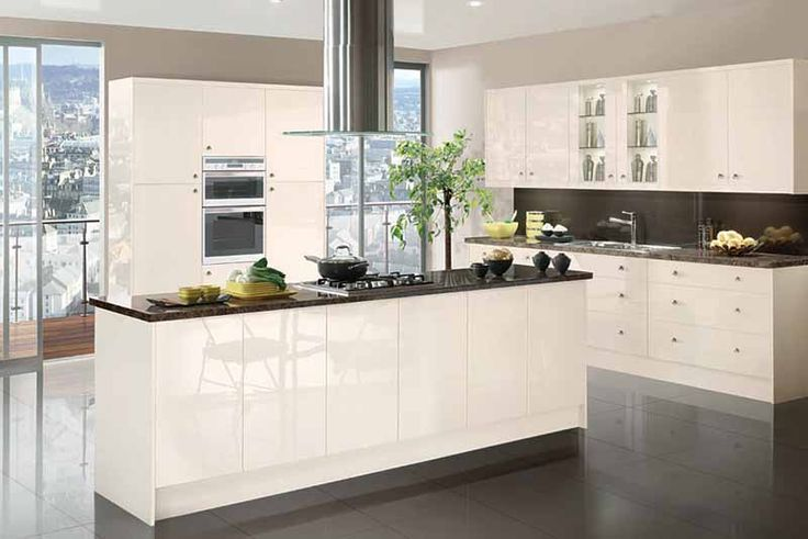 Einbauküche Vila Kaschmir Hochglanz Haus Pinterest - moderne einbaukuche tipps funktionelle gestaltung
