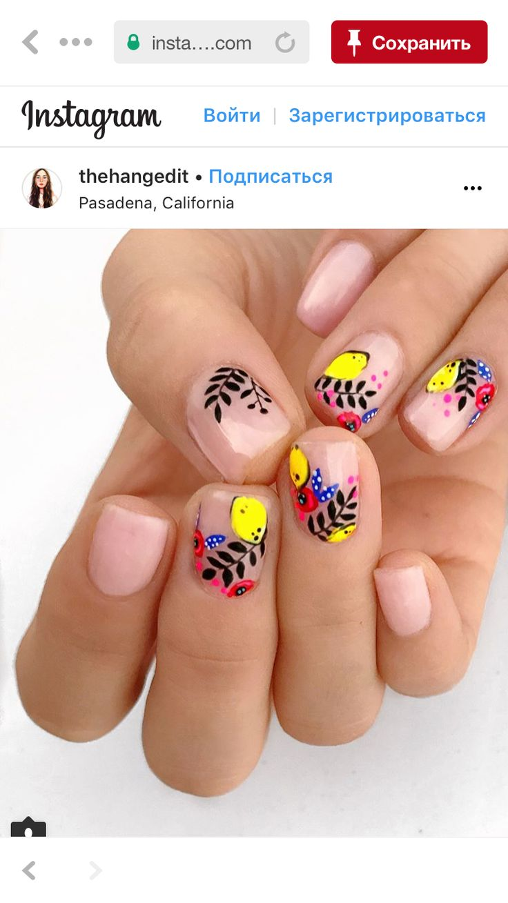 1426 best Uñas images on Pinterest | Nail art, Nail design and Nail ...