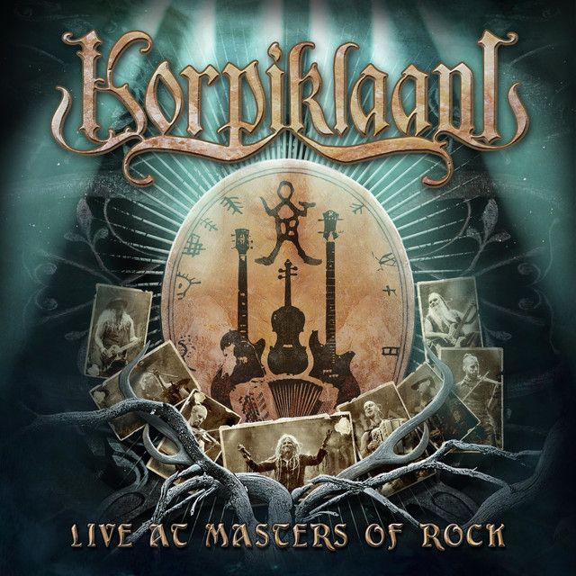 """""""Kultanainen - Live 2016"""" by Korpiklaani from """"Live at Masters of Rock"""" added to Nuclear Blast Novelties playlist on Spotify"""