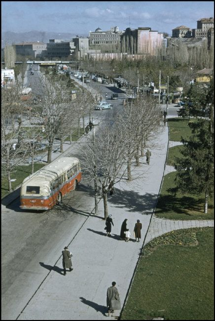 Ankara, Turkey, 1955 - Marc Riboud