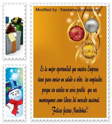 carta para enviar en Navidad empresariales,descargar mensajes para enviar en Navidad empresariales: http://www.frasesmuybonitas.net/frases-de-navidad-para-empleados/