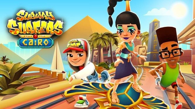 Subway Surfers Subway Surfers Subway Surfers Download Surfer