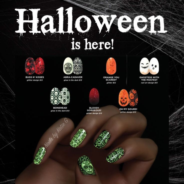 Color Street Halloween Nail Designs are Here! Look at ...
