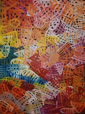 minnie pwerle, contemporary australian aboriginal artist