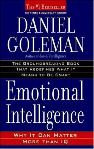 The concept of emotional intelligence intrigues me in a major way