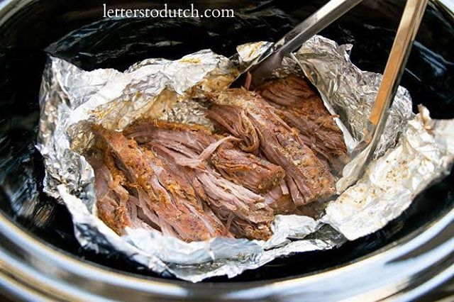 Almost 19,000 views for this recipe post... How To Slow Cook Tri Tip! Link in profile! 🐮 #tritip #recipe #slowcooker #food #easy #delicious #protein #meat #yummy #hungry #letterstoduth