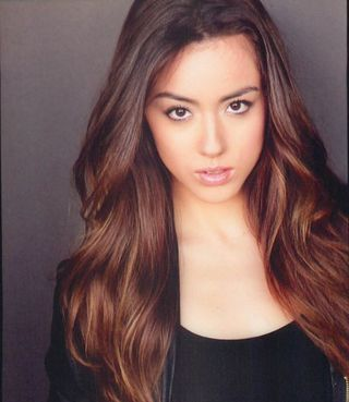 Chloe Bennet (Skye) Marvel's Agents of SHIELD cast. #TV #Marvel #ABC