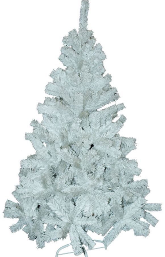 Snow Covered Christmas Tree 6 ft Artificial Xmas Tree Snow Effect FREE POSTAGE #SnowCoveredChristmasTree