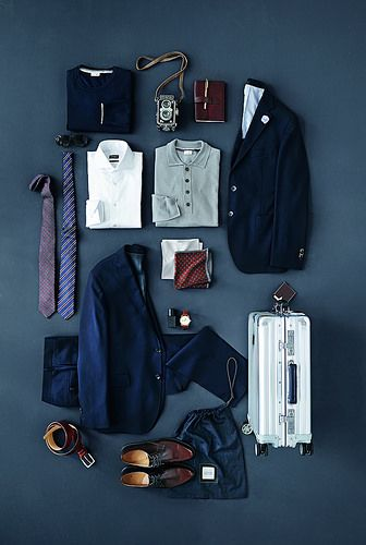 Mindfull Traveller : la nouvelle collection homme de la marque Windsor - Mode Beauté et Lifestyle sur Captendance