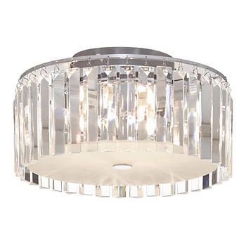 Bazz - Gatsby 2.0 Ceiling Fixture with Pyramid Glass