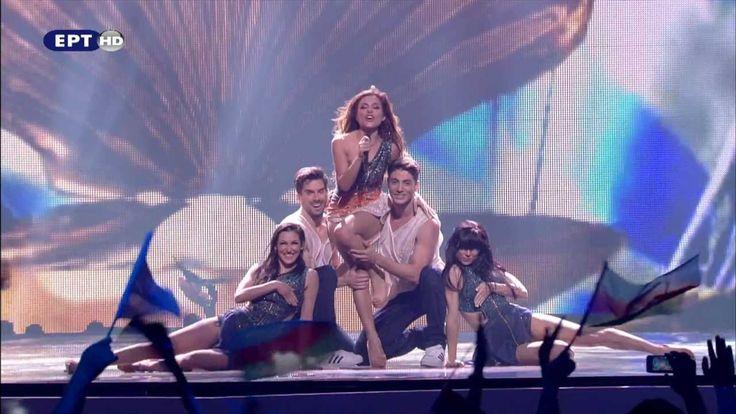 Eurovision 2012 - Greece Aphrodisiac Eleftheria Eleftheriou