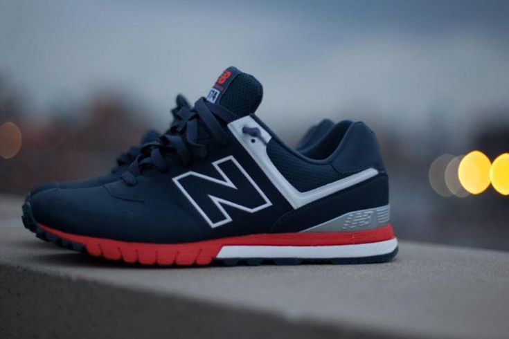 New Balance M574 REVlite - These look amazing! #sneakers