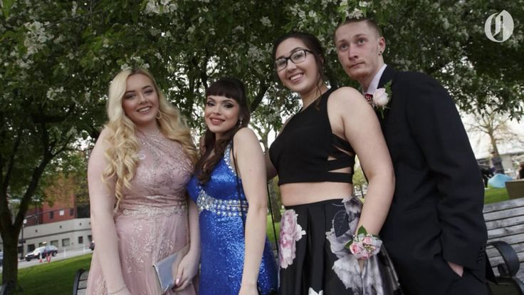 You can find photos from Portland-area proms at oregonlive.com/prom https://www.youtube.com/watch?v=gx-7C8OGhkg