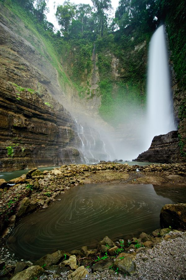 Lake Sebu Water Falls South Cotabato, Mindanao