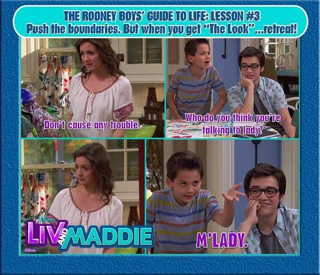 """Liv and Maddie"""
