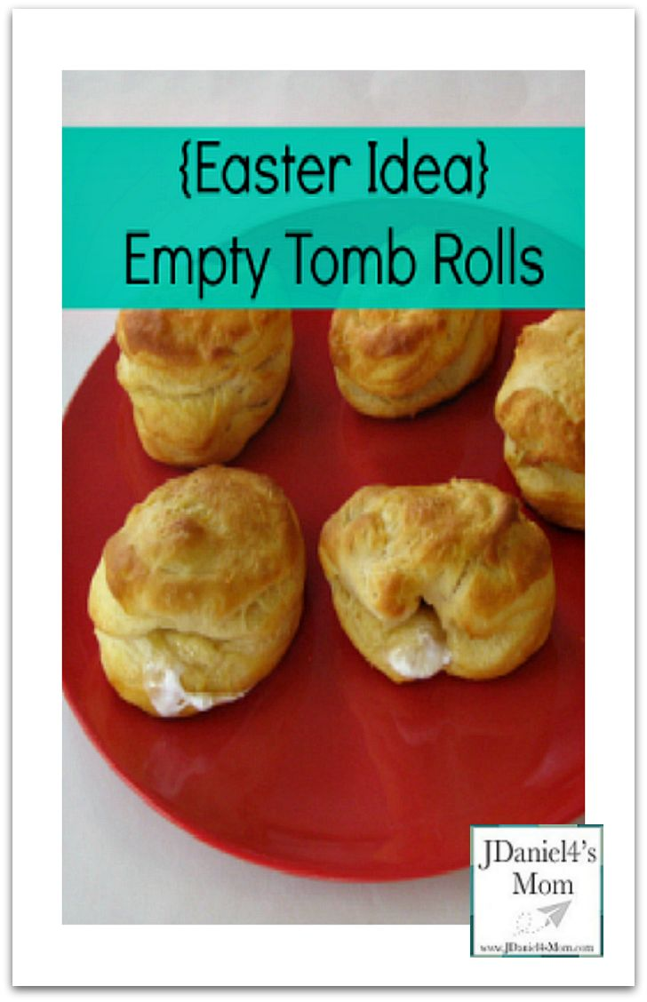 How to make empty tomb rolls with your kids. This is an Easter Idea your kids will want to do again and again.