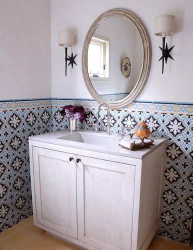 516 Best Moroccan Bathroom Images On Pinterest Moroccan