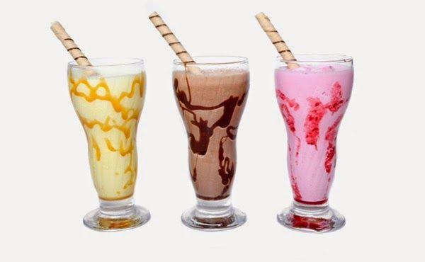 Como Fazer Milk Shake Caseiro Delicioso