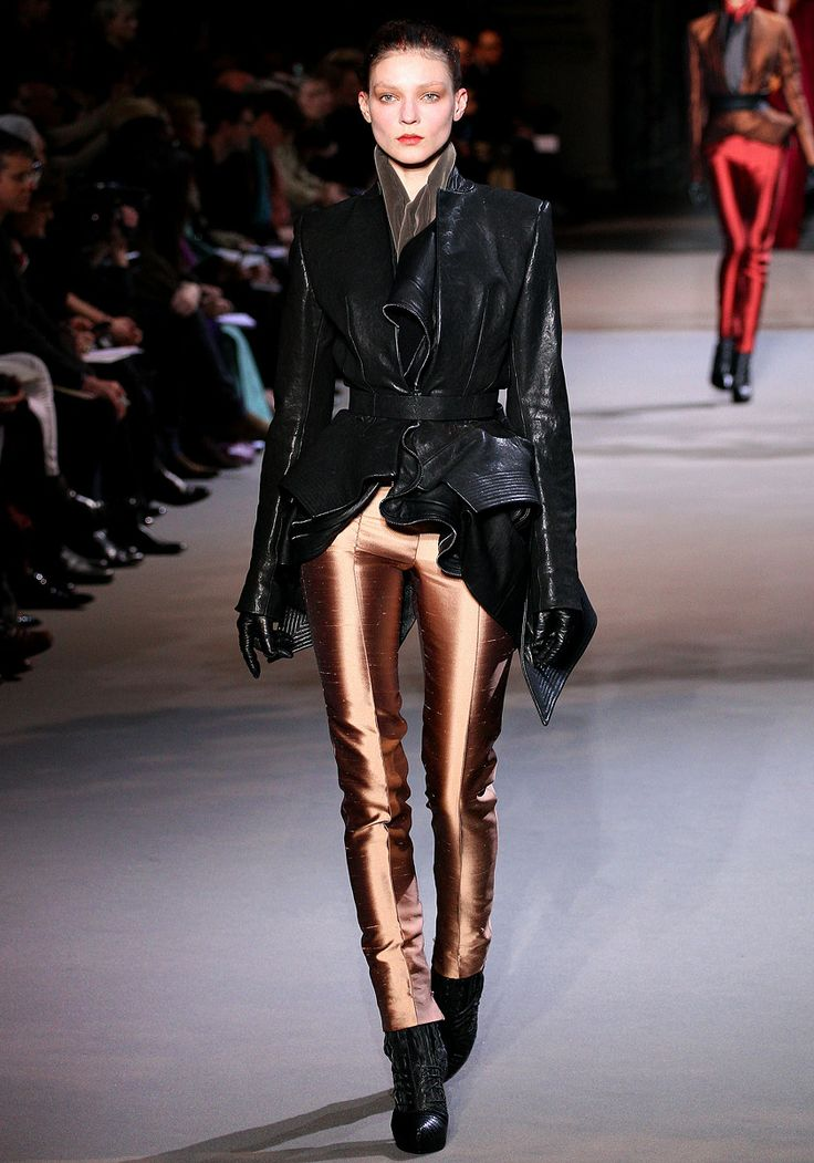 Haider Ackermann Fall 2012 RTW - Review - Collections - Vogue