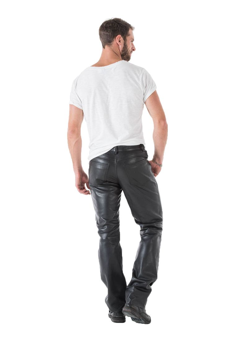 1761 best guys in leather pants images on pinterest leather trousers leather fashion and men. Black Bedroom Furniture Sets. Home Design Ideas