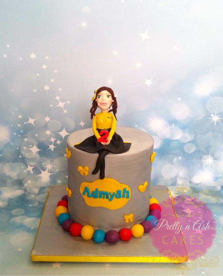 Wiggles Birthday Cake Melbourne
