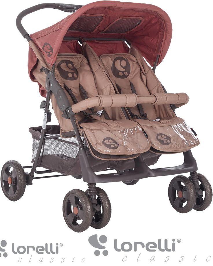 Ikız Bebek Arabası Lorellı Canta Hedıyelı Urun GittiGidiyor'da 158041112