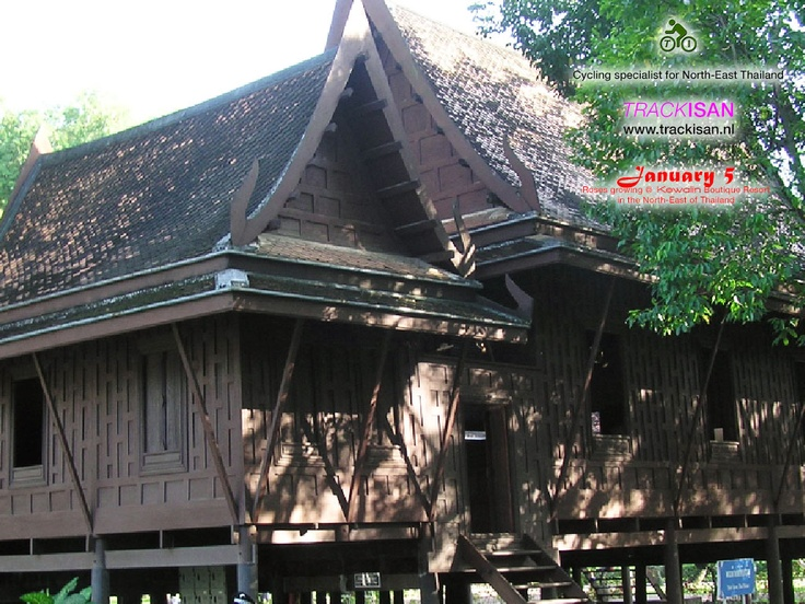 The architecture of Thailand is a major part of the country's rich cultural legacy and reflects both the challenges of living in Thailand's sometimes extreme climate as well as, historically, the importance of architecture to the Thai people's sense of community and religious beliefs. Influenced by the architectural traditions of many of Thailand's neighbors, it has also developed significant regional variation within its vernacular and religious buildings.