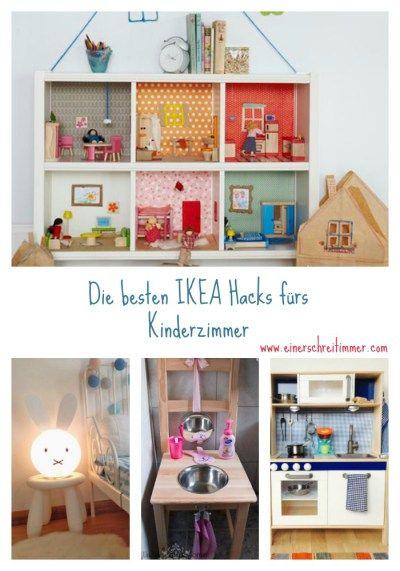Das sind die besten 11 IKEA-Hacks fürs Kinderzimmer