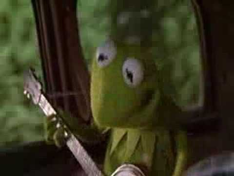 Kermit and Fozzie - Movin' Right Along (from 'The Muppet Movie')