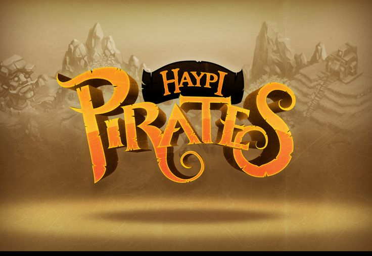 Haypi Pirates (Kingdom of Pirates) | Fully Illustrated - The Portfolio of Michael Heald