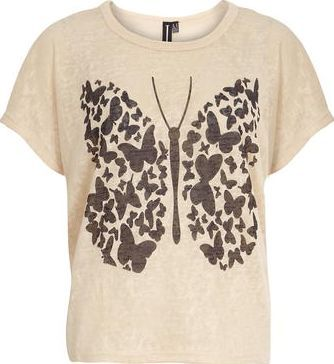 Dorothy Perkins Womens Izabel London Beige Butterfly Print Top- Biege fashion-forward top. Rounded neckline. Batwing sleeves.Butterfly Print 67cm. 100% Polyester. Cold gentle machine wash. Do not dry clean. http://www.comparestoreprices.co.uk/january-2017-9/dorothy-perkins-womens-izabel-london-beige-butterfly-print-top-.asp