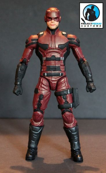 Daredevil (Netflix Season 1 Finale) (Marvel Legends) Custom Action Figure