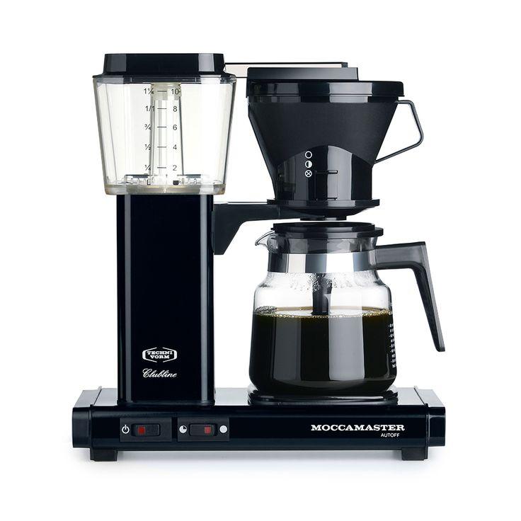 Moccamaster Kaffebryggare KB952AO, Black, Moccamaster