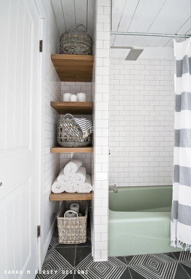 #bathroom decor half bath #50's bathroom decor #1960s ...