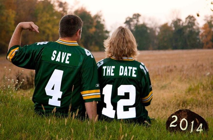 10 ways to make the Packers part of your wedding | Packers Everywhere