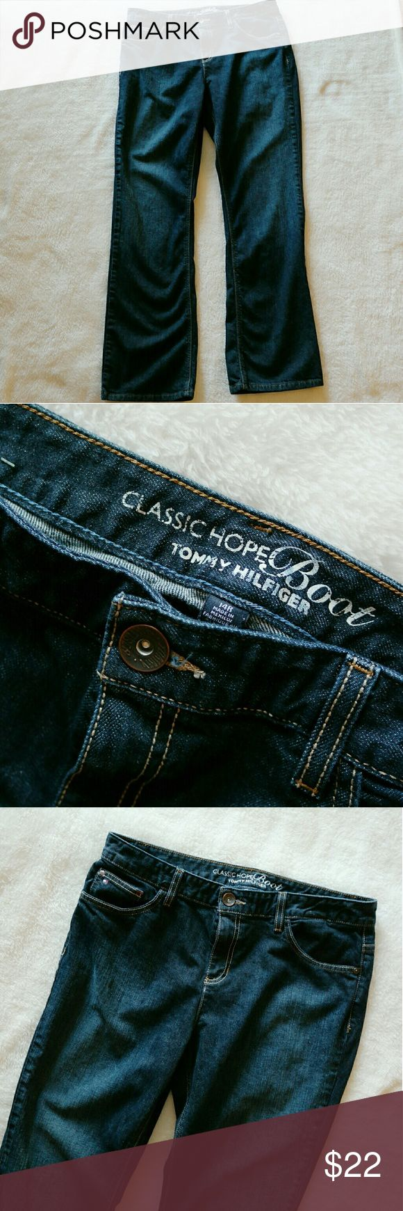 Tommy Hilfiger Boot Jeans Great Tommy Hilfiger jeans. In great condition. Size 14. Tommy Hilfiger Jeans Boot Cut