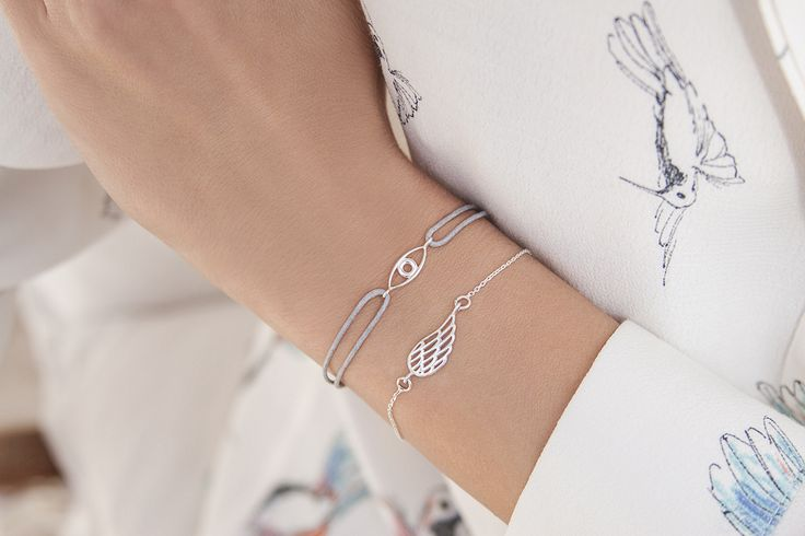 #bemylilou #wing #bracelet #chain #jewelry #new