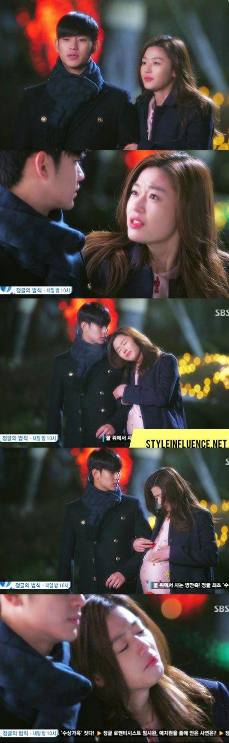 [Korean Drama Fashion] My Love From Another Star, Jun Ji Hyun – STELLA MCCARTNEY Pink Jeweled Cotton Blend Duchesse Dress