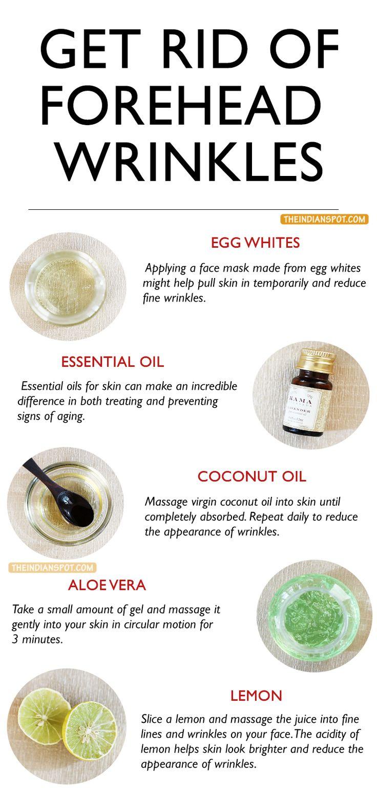 Goodbye wrinkles with   these herbal ingredients