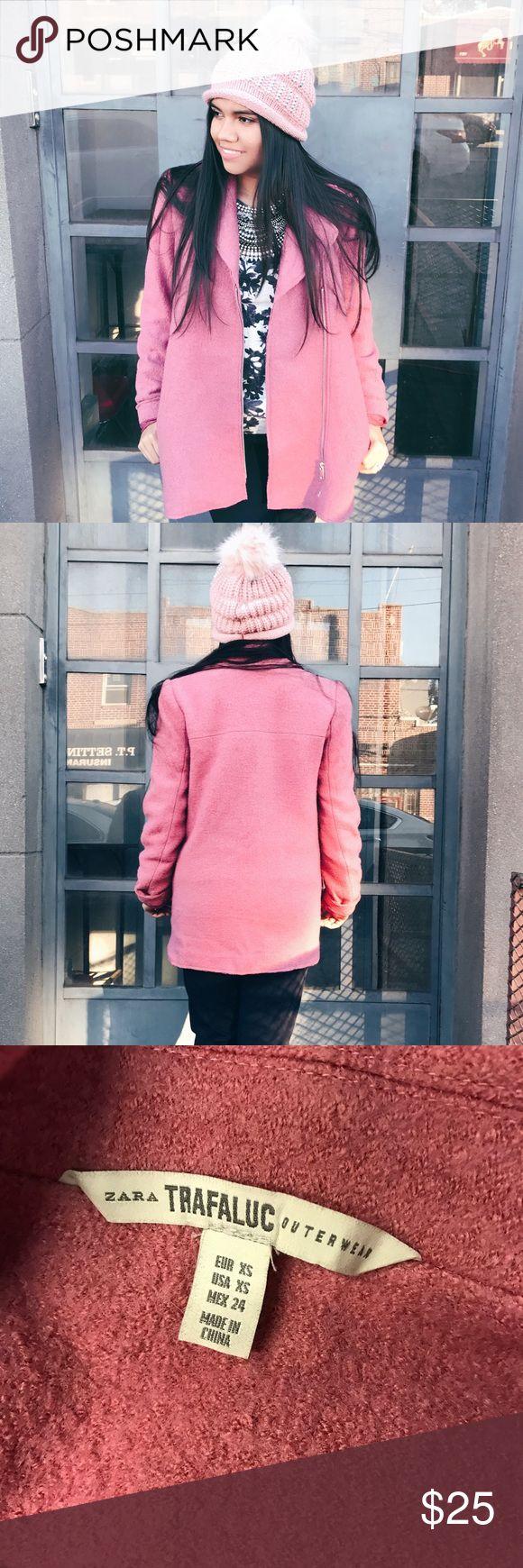 Zara jacket Sz XS Zara jacket. Sz XS. Great condition. Zara Jackets & Coats