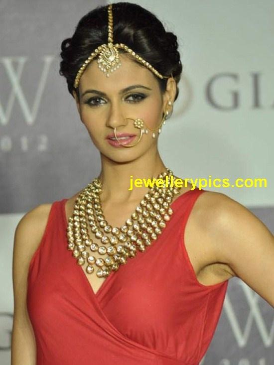 from India International #Jewelry Week 2012