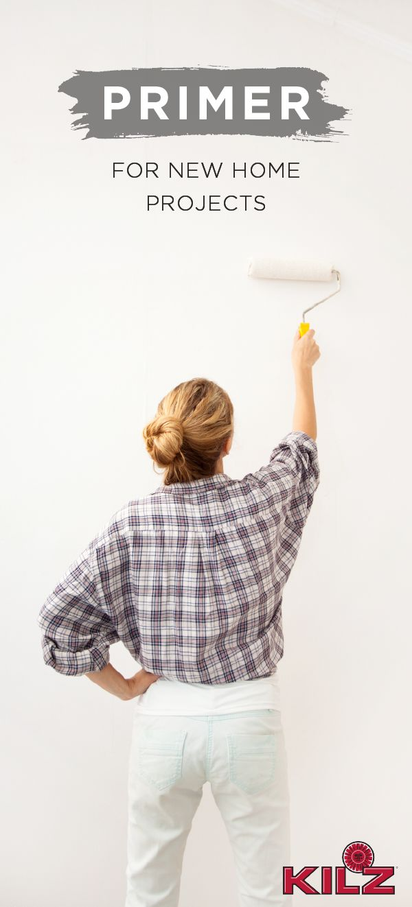 79 best prime and paint smart images on pinterest paint primer use kilz max interior water base primer on a variety of surfaces in your home dailygadgetfo Image collections