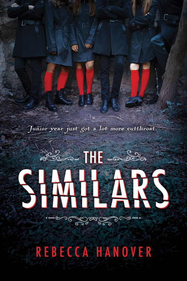 The Similars By Rebecca Hanover Paperback Redesign With Images