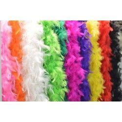 Boa plume (10 couleurs)