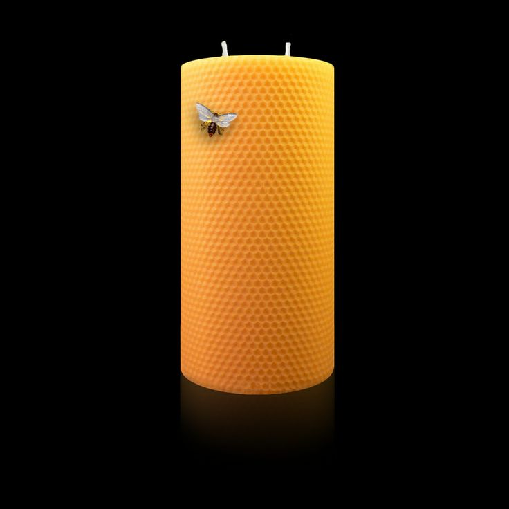 El MegaTotem by The 100% Natural Rolling Candles! #candles #natural candles