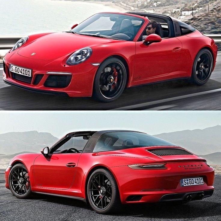 Porsche 911 GTS 2018 Família do esportivo cresceu com os novos modelos GTS que chegam às revendas alemãs a partir de março de 2017. Agora são cinco versões na Alemanha: 911 Carrera GTS com tração traseira 911 Carrera 4 GTS com tração integral (ambos disponíveis como coupé ou cabrio) e o 911 Targa 4 GTS com tração nas quatro rodas. Opção pelo novo motor plano com seis cilindros turboalimentado de 3.0 litros que aumenta a potência dos modelos para 450 cv e entrega torque máximo de 550 Nm.  Os…