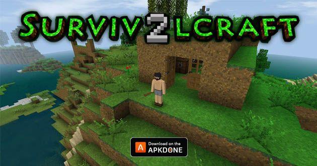 New Apk Survivalcraft 2 V21140 Mod Immortality